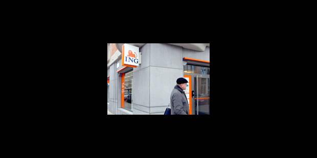 Le groupe ING annonce une perte - La Libre