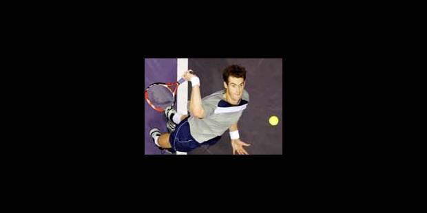 Andy Murray, service compris ! - La Libre