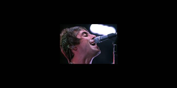 Oasis en concert le 13 janvier à Forest National - La Libre