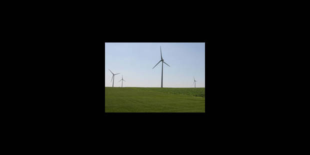Neuf éoliennes en projet à la Brie - La Libre