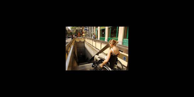 Mieux intégrer les personnes handicapées - La Libre