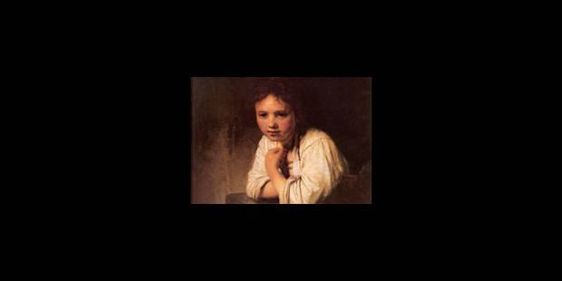 Une expo pour célébrer les 125 ans de l'Association Rembrandt - La Libre