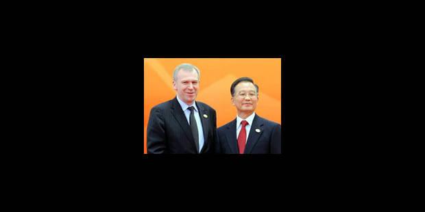 Le sommet Europe-Asie pour une réforme du système financier - La Libre