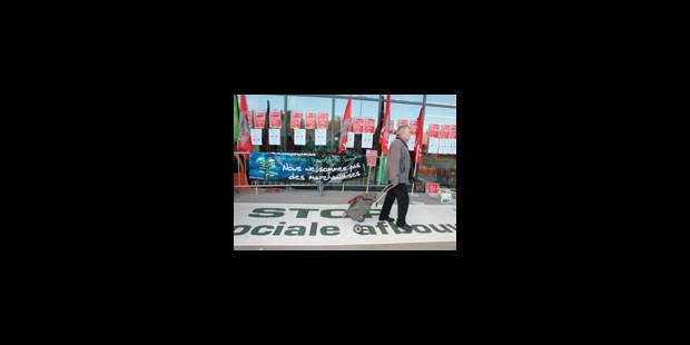 Carrefour: l'emploi a fort trinqué - La Libre