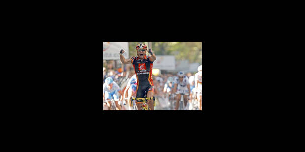 Alejandro Valverde, roi de la route - La Libre