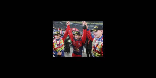 Loeb, champion cinq étoiles - La Libre