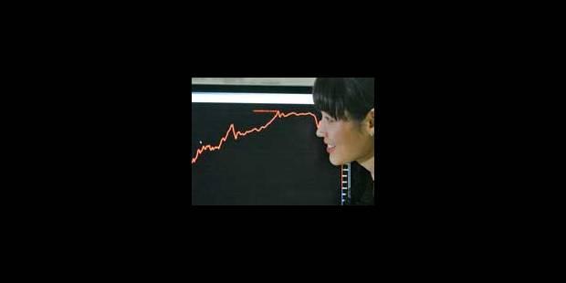 La Bourse de Tokyo s'envole de 6,27%