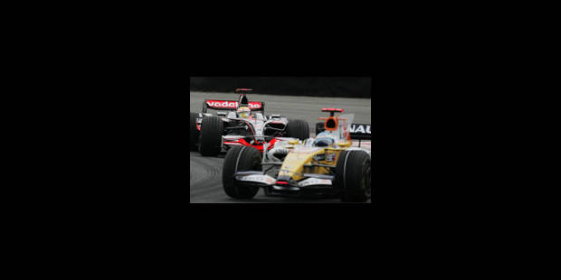 Essais libres 3: Alonso le plus rapide - La Libre