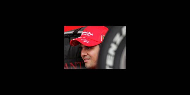 Essais libres 1: Felipe Massa le plus rapide - La Libre
