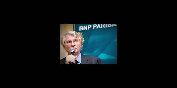 Fortis : bientôt le logo BNPParibas - La Libre