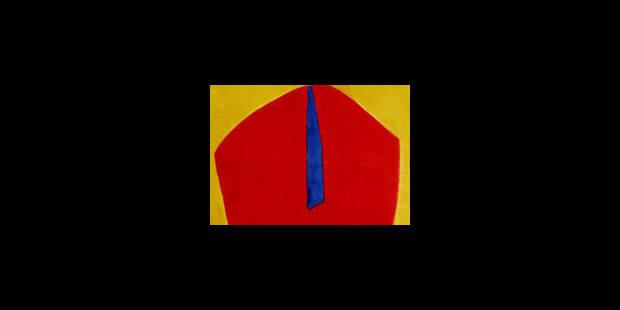 Avenante rétrospective Poliakoff - La Libre