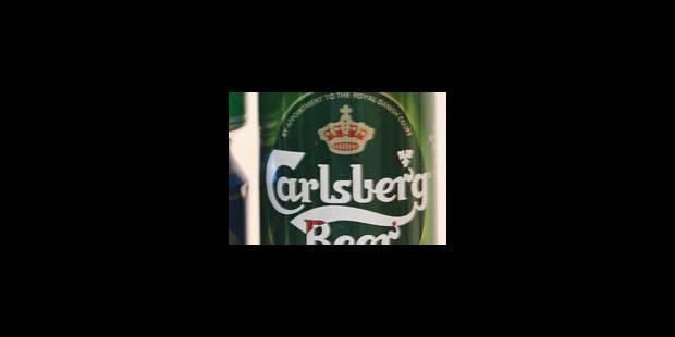 Carlsberg réduit ses objectifs de 2008 - La Libre