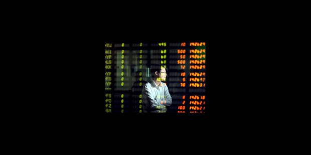 Wall Street termine en hausse en attendant le futur président