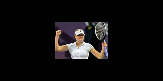 Vera Zvonareva affrontera Venus Williams en finale - La Libre