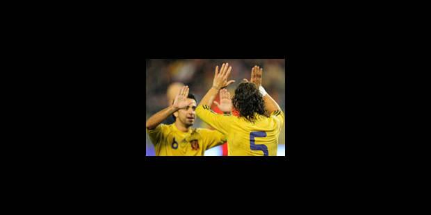 FIFA: Allemagne nouveau dauphin de l'Espagne - La Libre