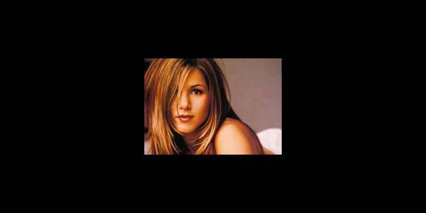 Jennifer Aniston, la loi des séries - La Libre