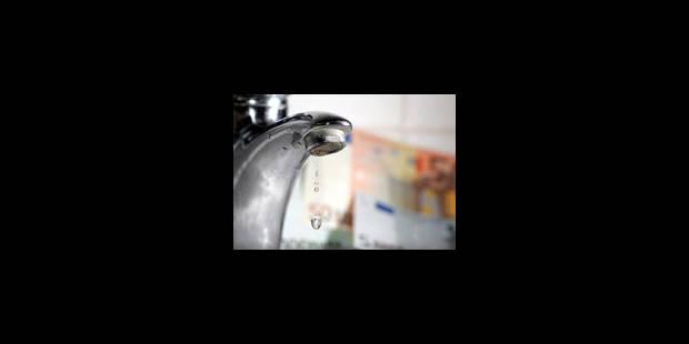 Le MR opposé à la hausse du prix de l'eau - La Libre