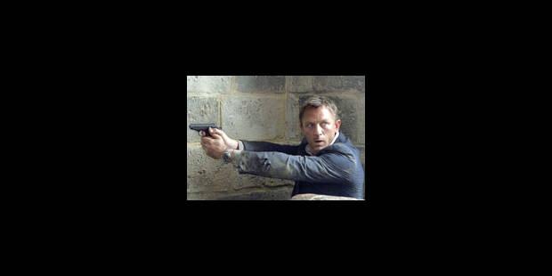James Bond a déjà raflé 70 millions de dollars - La Libre