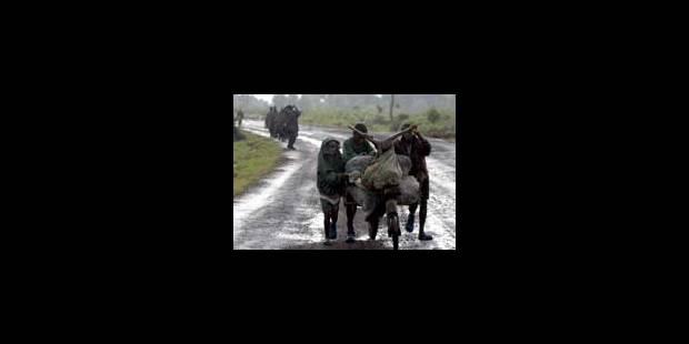 La rébellion attaque en violation de son propre cessez-le-feu - La Libre