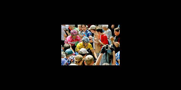 Tour de France: départ de Rotterdam en 2010 - La Libre