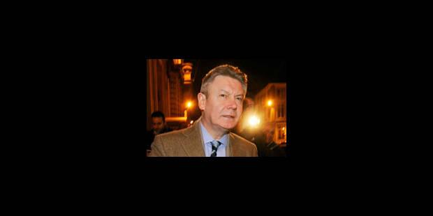 Le gouvernement congolais furieux contre De Gucht - La Libre