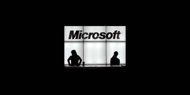 Microsoft va proposer un anti-piratage gratuit en 2009 - La Libre