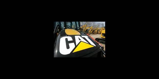 Caterpillar inaugure son centre de formation à Gosselies - La Libre
