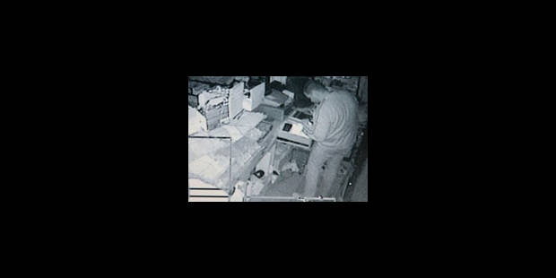 Des policiers pris en flagrant délit de vol - La Libre