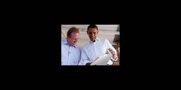 Obama nomme R.Gibbs porte-parole de la Maison Blanche - La Libre