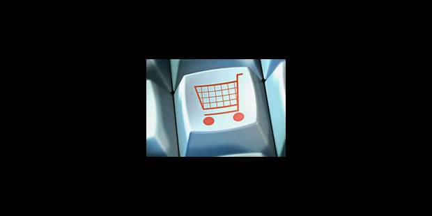Les internautes achètent aussi dans les magasins