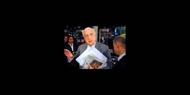 Davignon ne sera pas président de Fortis - La Libre