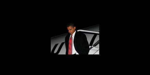 Obama prend parti pour la suprématie militaire - La Libre
