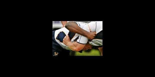 """Les """"Springboks"""" épargnés par le sort - La Libre"""