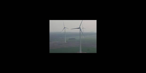 Moratoire d'un an sur les parcs éoliens en Wallonie - La Libre