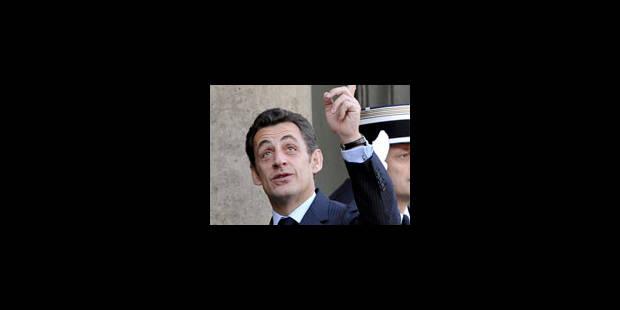 """Chapitre 10 - Sarkozy reçoit les """"p'tits Belges"""""""