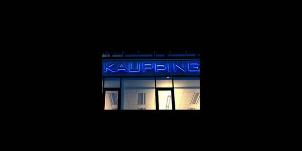 Kaupthing Luxembourg: la piste libyenne se confirme - La Libre