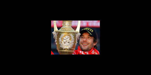 Loeb remporte le rallye de Grande-Bretagne - La Libre