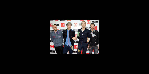 Coldplay se défend d'avoir plagié un guitariste - La Libre