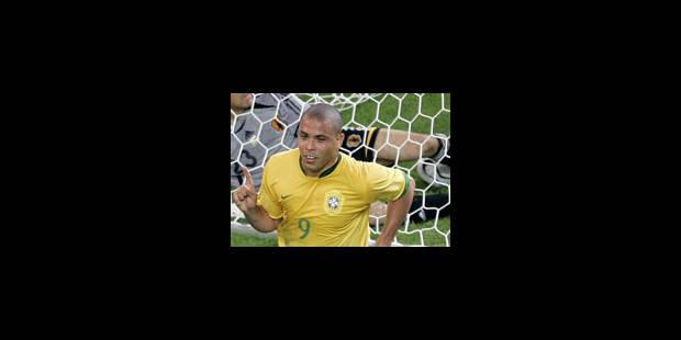 Ronaldo: une légende à genoux se relève - La Libre