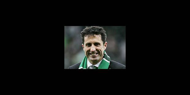 John Collins nouvel entraîneur de Charleroi - La Libre