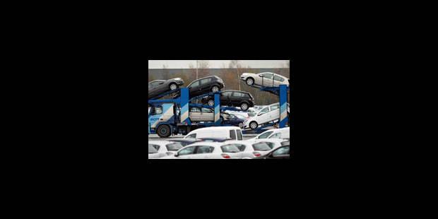 Les ventes de voitures en Europe ont plongé de 25,8% - La Libre