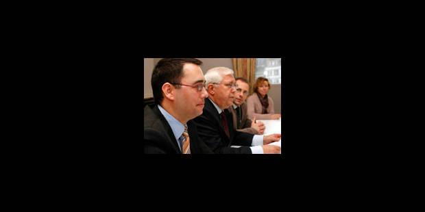 Maxime Prévot tirera la liste du CDH - La Libre