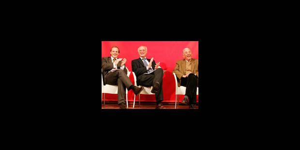 Les trois bourgmestres, stars électorales du MR - La Libre
