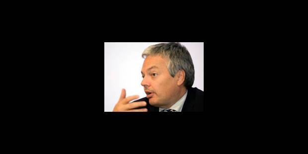 Reynders aux banquiers : du crédit, svp ! - La Libre