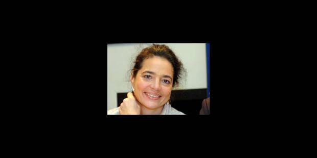 Christine Defraigne , tête de liste MR à Liège - La Libre