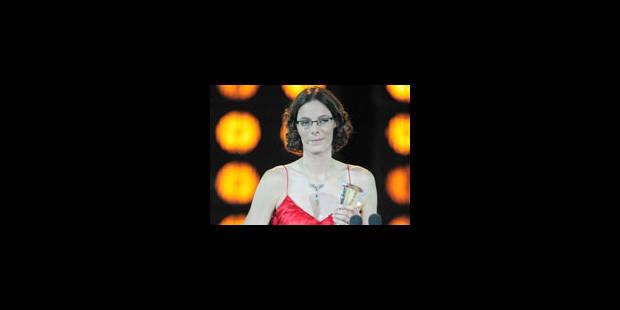 Tia Hellebaut élue Sportive belge de l'année - La Libre