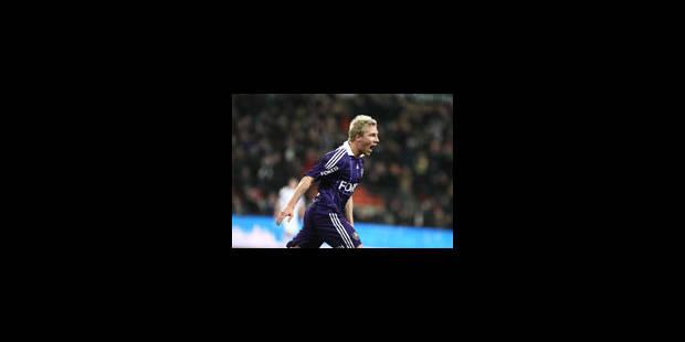 Anderlecht s'impose sans forcer - La Libre