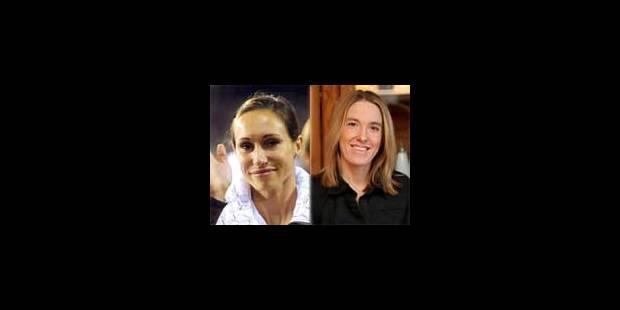 Henin et Gevaert, ambassadrices du Mondial 2018 - La Libre