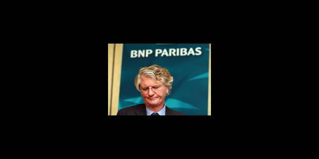 BNP annule l'AG sur la reprise de Fortis - La Libre