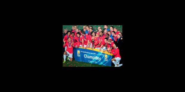 Manchester United remporte le championnat du monde des clubs - La Libre